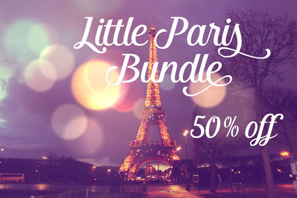 Little Paris Bundle