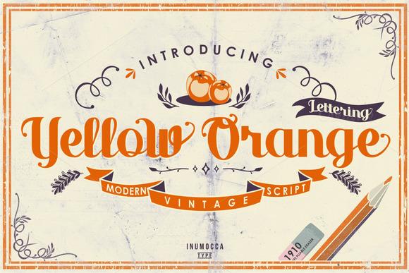 Yellow Orange L Bonus