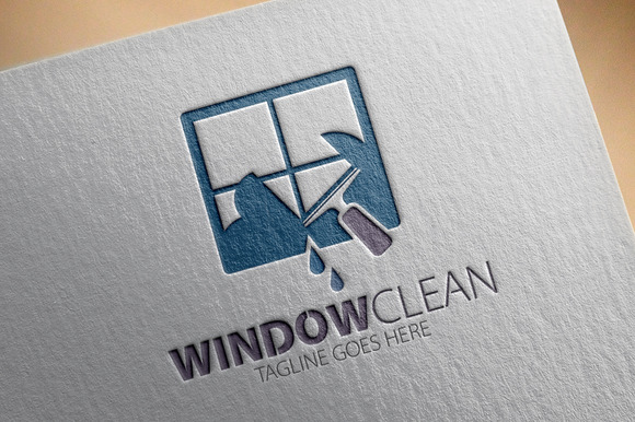 Window Clean Logo