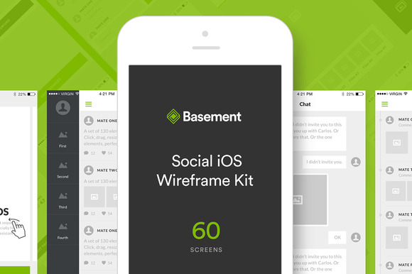 Basement IOS Social