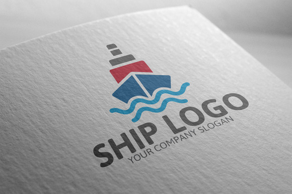 Ship Logo Templates
