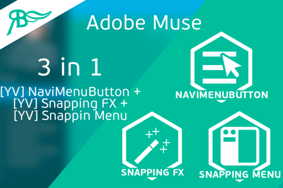 Snapping Widgets 3 In 1 Muse