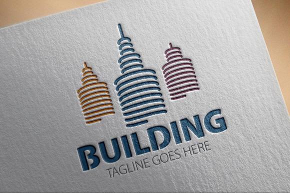 Building V2 Logo