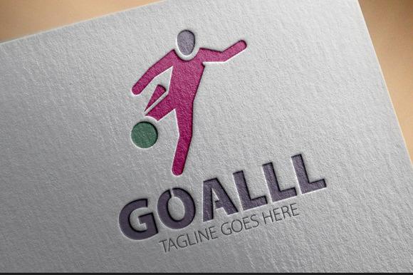 Goalll Logo