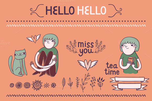 HELLO Hello Set