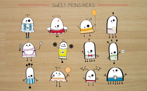 Sweet Monster