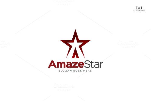 Amaze Star Logo