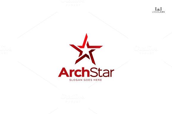 Arch Star Logo