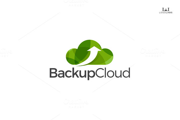Backup Cloud Logo