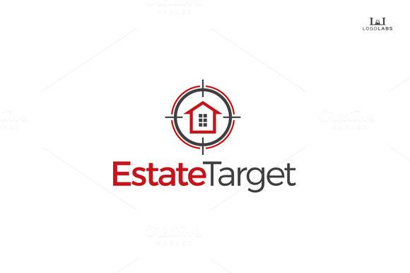 Estate Target Logo