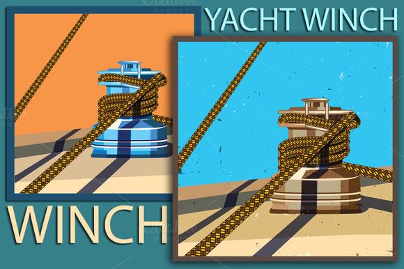 Yacht Winch