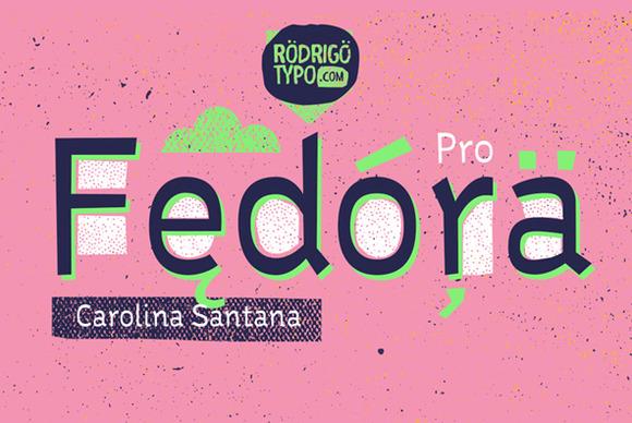 Fedora Pro 80%
