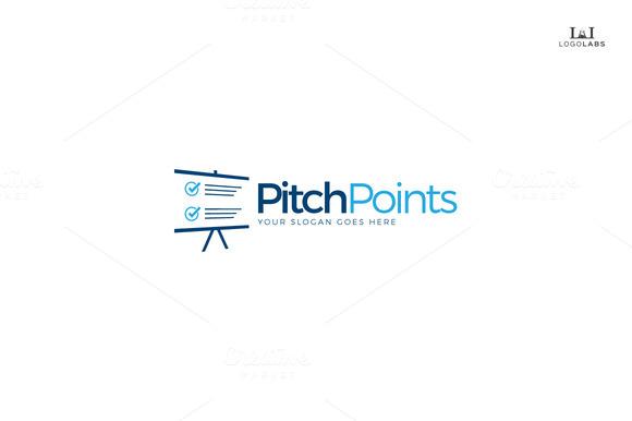 Pitch Points Logo