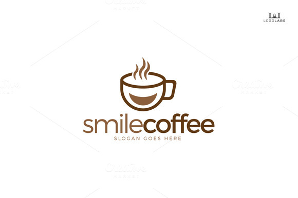 Smile Coffee Logo