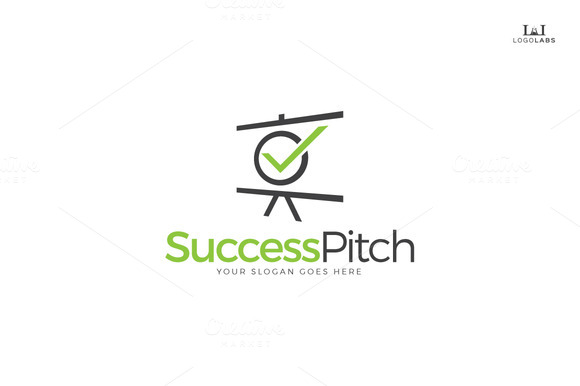 Success Pitch Logo