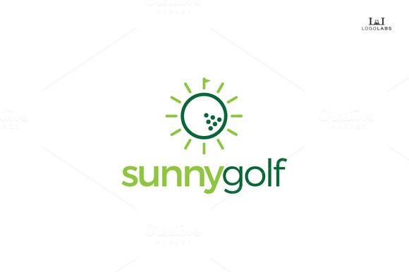 Sunny Golf Logo