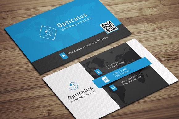 Creative Business Card 001