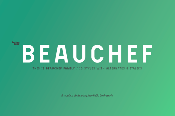 Beauchef Family 75% Off