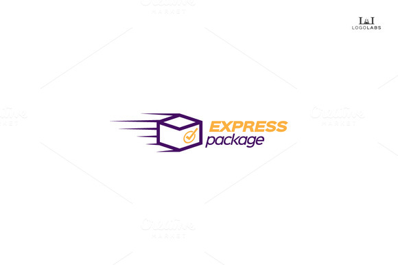 Express Package Logo