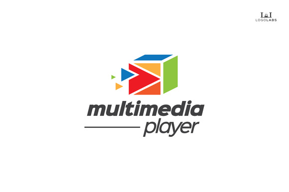 Multimedia Player Logo