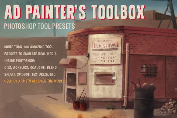 AD Painter S Toolbox