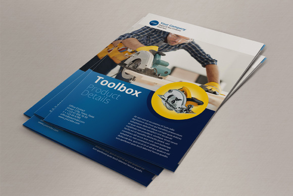 Toolbox Product Service Brochure