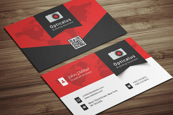 Creative Business Card 002