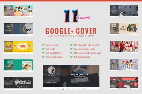 11 Smart Google Cover Photo