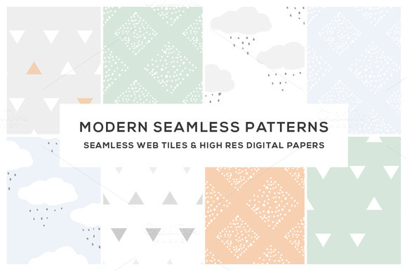 Modern Seamless Web Titles Papers
