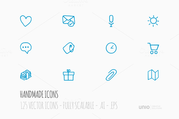 Sketch Icons
