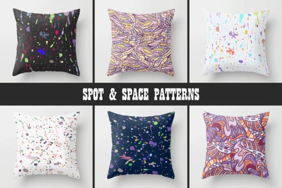 12 SPOT SPACE PATTERNS
