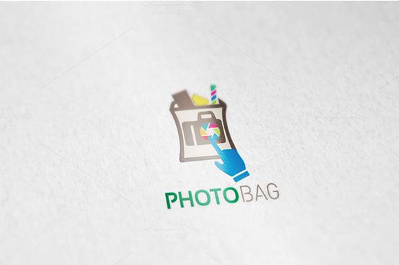 Photo Photobag Logo Template