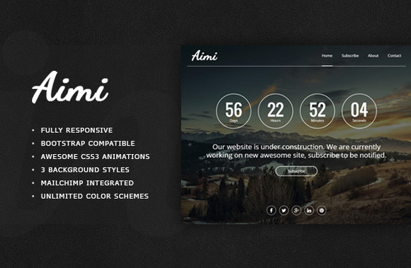 Aimi Responsive Coming Soon