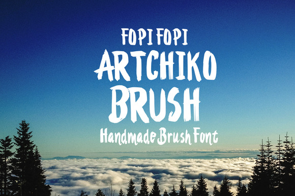 Artchiko Brush Bonus