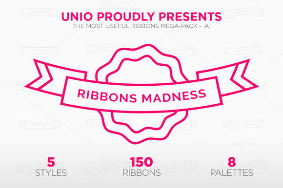 Ribbons Madness