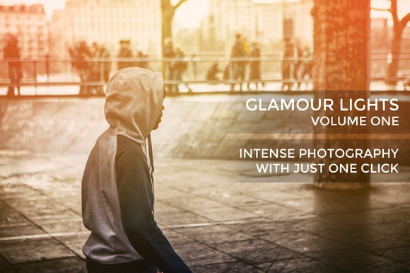 Glamour Lights Volume 1 15 Actions