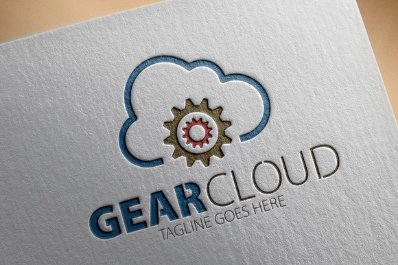 Gear Cloud Logo
