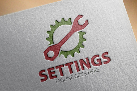 Settings Logo