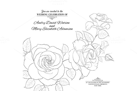 Wedding Card Or Invitation