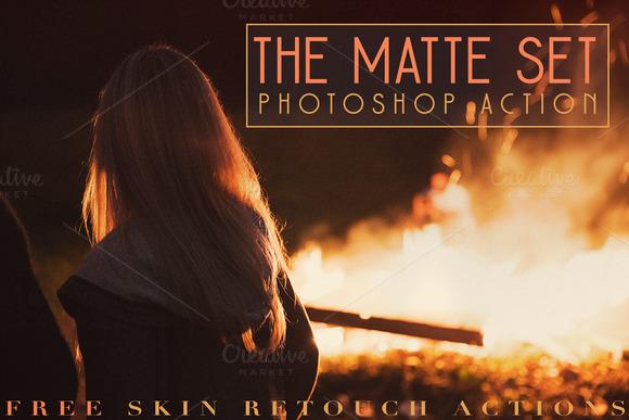 The Matte Set
