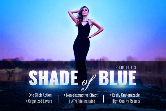 Shade Of Blue