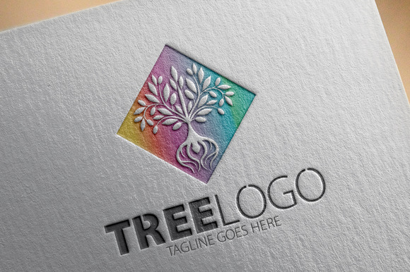 Tree Logo V5