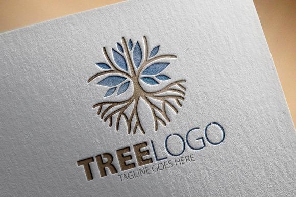 Tree Logo V6