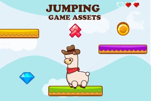 Jumping Game Asset
