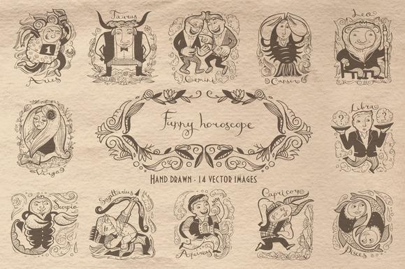 Fanny Vintage Horoscop