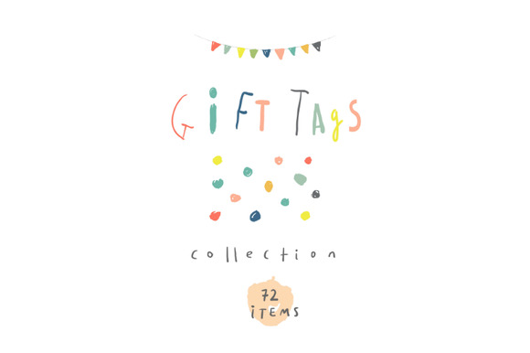 Gift Tags Collection