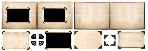 Photo Album And Photo Frames