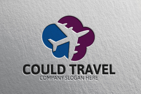 Could Travel Logo