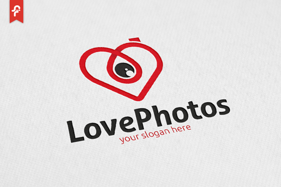 Love Photos Logo