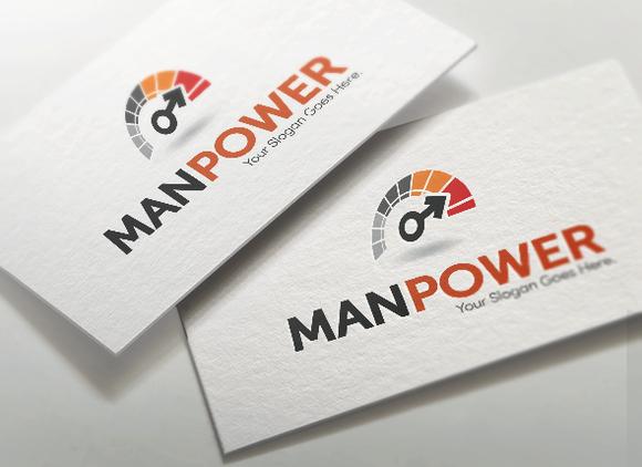 Man Power Logo